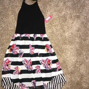 Target High Low Flower dress!